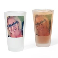 Pamela Theresa Drinking Glass