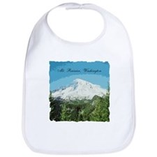 Cute Mt rainier Bib