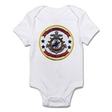 USS MISSISSIPPI Infant Bodysuit