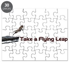 Flying Leap Puzzle