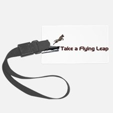 Flying Leap Luggage Tag