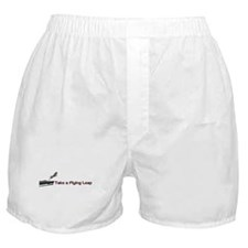 Flying Leap Boxer Shorts