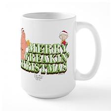Merry Freakin' Christmas Mug