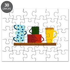 COFFEE SHELF Puzzle
