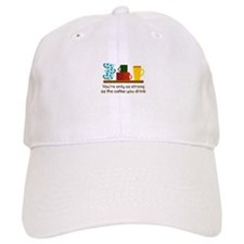 YOURE ONLY AS STRONG Baseball Baseball Cap