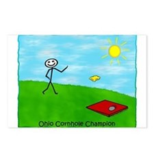 Stick Person (Ohio Champion) Postcards (Package of