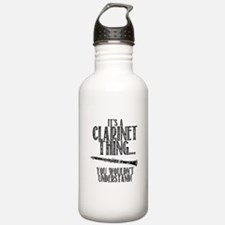 Clarinet Thing Water Bottle