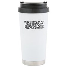 Unique Standing Travel Mug
