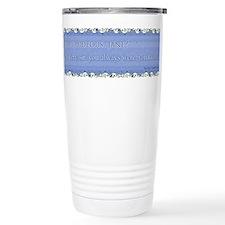 Unique Charlotte bronte Thermos Mug