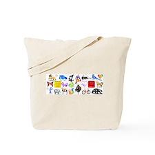 Fontilica Tote Bag