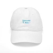 Shalom Yall Baseball Baseball Cap