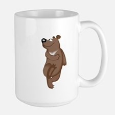 Bear Dancing Mugs