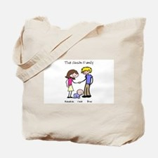 Custom Family Tote Bag