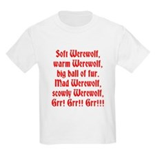 Soft Werewolf T-Shirt