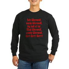Soft Werewolf Long Sleeve T-Shirt