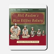 Maslow S Baking Hierarchy Mousepad