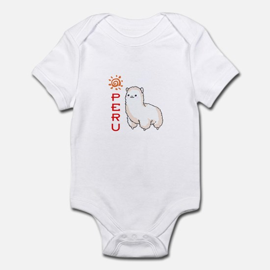 ALPACA PERU Body Suit