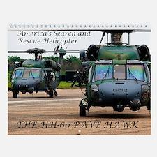 HH-60 Pave Hawk Wall Calendar