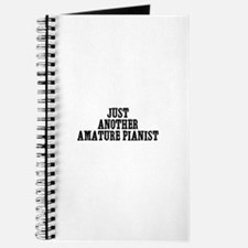 just another amature pianist Journal