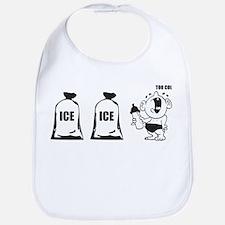 Unique Ice ice baby Bib