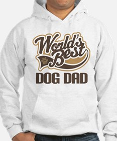 Worlds Best Dog Dad Hoodie