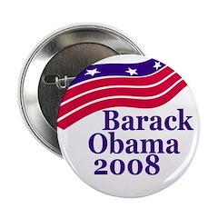 Barack Obama 2008 Button