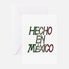 Hecho en Mexico Greeting Cards (Pk of 10)