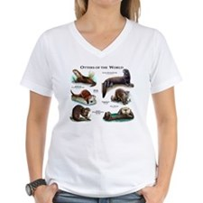Otters of the World Shirt