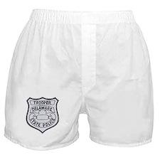 Delaware State Police Boxer Shorts