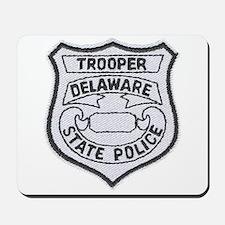 Delaware State Police Mousepad