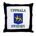 The Uppsala Store Throw Pillow