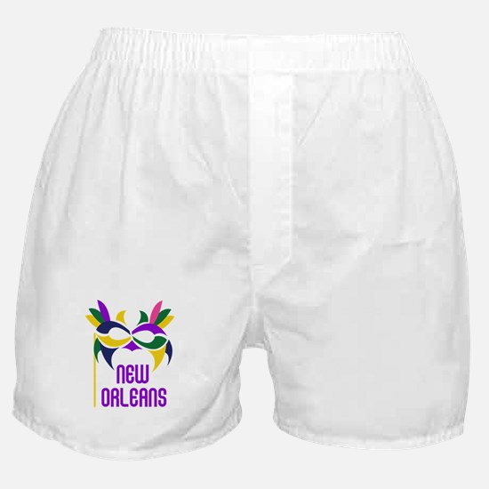 NEW ORLEANS Boxer Shorts