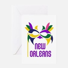 NEW ORLEANS Greeting Cards