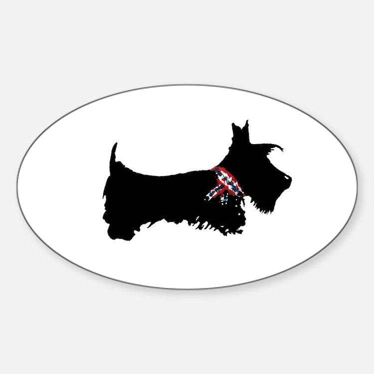 Scottie Dog Decal