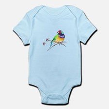 GOULDIAN FINCH Body Suit