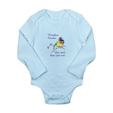 RAINBOW FINCHES Body Suit