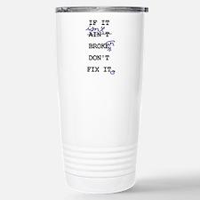 Funny Maxim Travel Mug