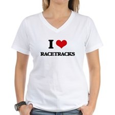 I Love Racetracks T-Shirt