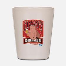 Family Guy Heavy Shot Glass