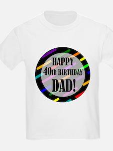 Unique 40 party T-Shirt