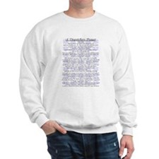 DISPATCHERS PRAYER Sweater