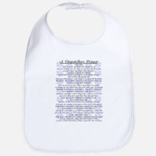 DISPATCHERS PRAYER Bib