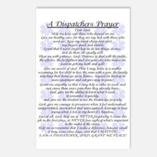 DISPATCHERS PRAYER Postcards (Package of 8)