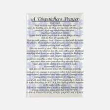 DISPATCHERS PRAYER Rectangle Magnet