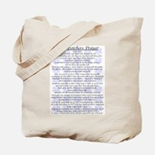 DISPATCHERS PRAYER Tote Bag