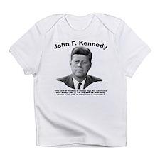 JFK Freedom Infant T-Shirt