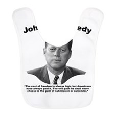 JFK Freedom Bib