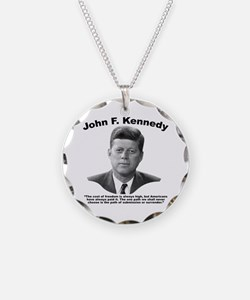 JFK Freedom Necklace