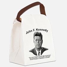JFK Freedom Canvas Lunch Bag