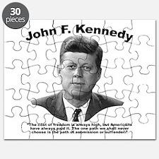 JFK Freedom Puzzle